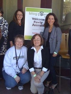 Vicki at BlogPaws