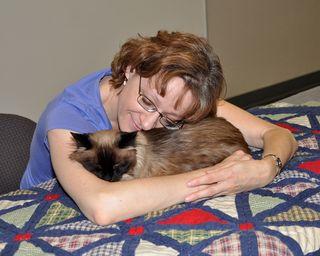 Brianne with Tamara