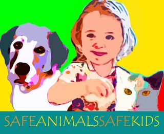 SAFE-ANIMALS-SAFE-KIDS-Artwork by BZTAT