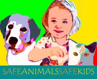 SAFE-ANIMALS-SAFE-KIDS-Artwork by BZTAT
