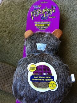 Premier Pet Product Pogo Plush Toy