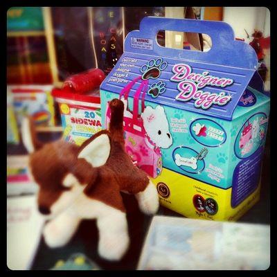 Designer Doggie Toy for Kids